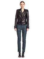 DIESEL BLACK GOLD LORDIN Leather jackets D d