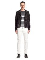 DIESEL BLACK GOLD LERFECTOS Leather jackets U r