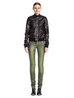 DIESEL BLACK GOLD LAPUL-L Leather jackets D r