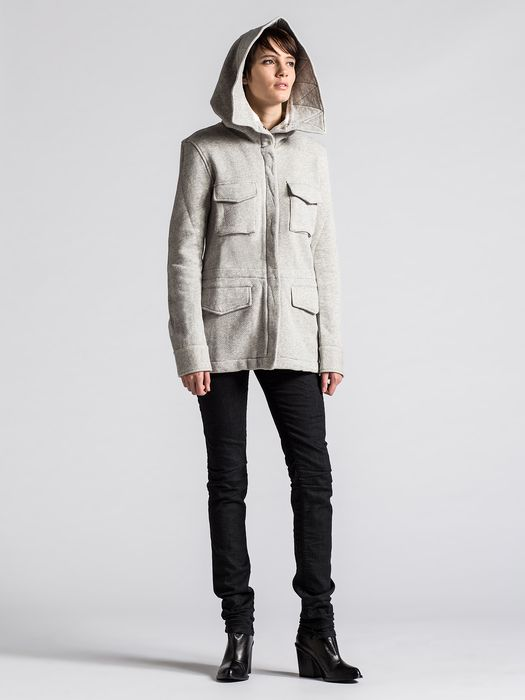 DIESEL W-GRES-A Giacca invernale D r