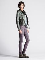DIESEL L-SAHANA Leather jackets D r