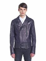 DIESEL BLACK GOLD LIFIRE Leather jackets U f