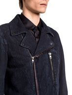 DIESEL BLACK GOLD JAFIRE-PLACE Jackets U a