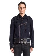 DIESEL BLACK GOLD JAFIRE-PLACE Jackets U f