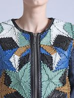 DIESEL L-CIGNO Leather jackets D a