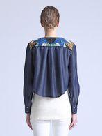 DIESEL L-CIGNO Leather jackets D e