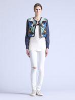DIESEL L-CIGNO Leather jackets D r