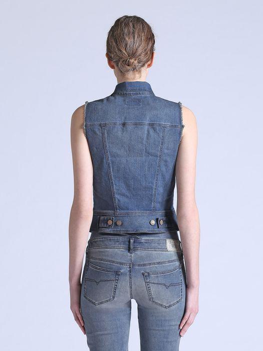 DIESEL DE-PALLY Vests D a