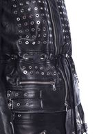 DIESEL BLACK GOLD LOSBY Leather jackets D a