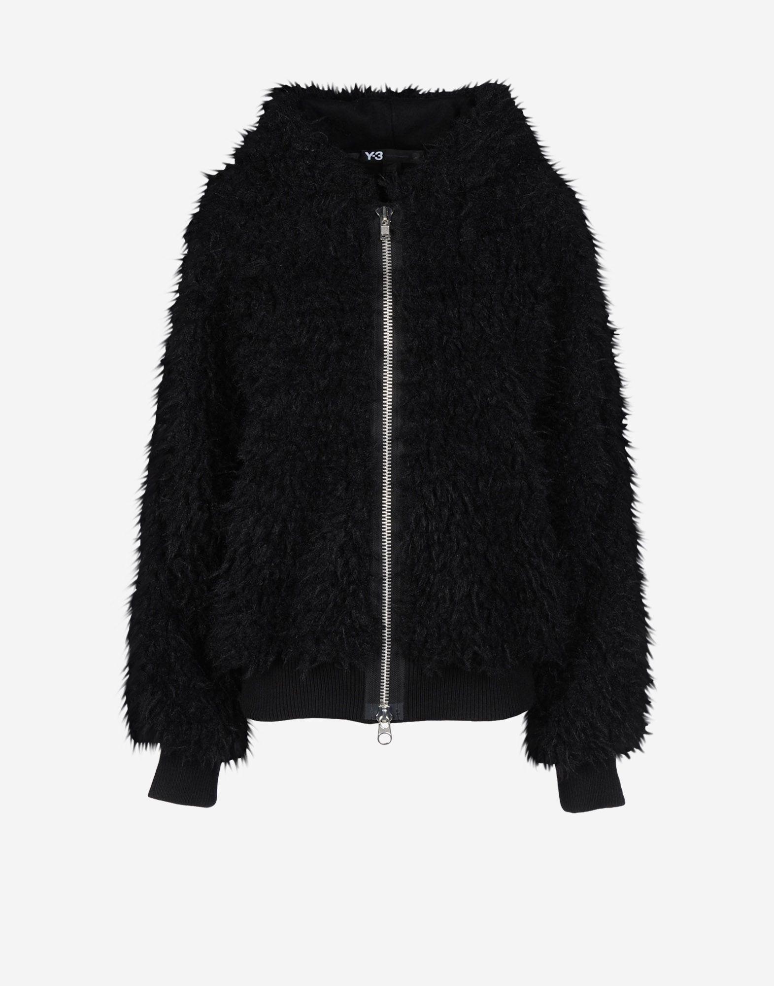 08160be3b  Y 3 Fur Jacket Jackets | Adidas Y-3 Official Site