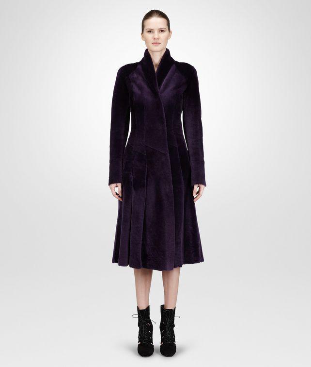 BOTTEGA VENETA MONALISA SOFT LAMB SHEARLING COAT Outerwear D fp