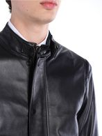 DIESEL BLACK GOLD LEVISI Leather jackets U a