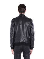 DIESEL BLACK GOLD LEVISI Leather jackets U e