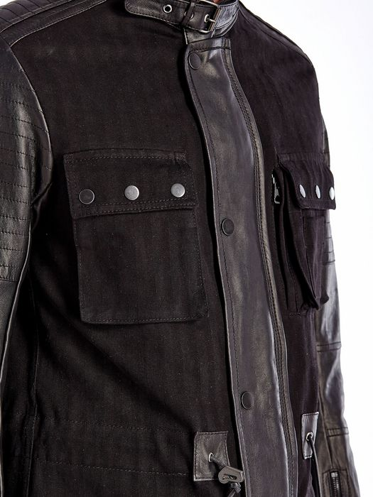 DIESEL BLACK GOLD JOSTELLA Jackets U a