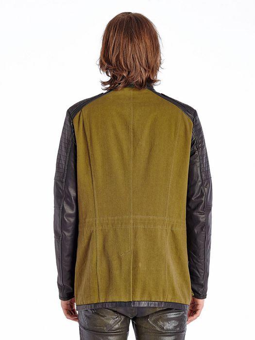 DIESEL BLACK GOLD JOSTELLA Jackets U e