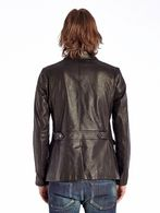 DIESEL BLACK GOLD LEPRIT Leather jackets U e