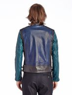 DIESEL BLACK GOLD LIMOTEO Leather jackets U e