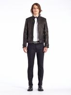 DIESEL BLACK GOLD LIMOTEO Leather jackets U r