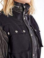 DIESEL BLACK GOLD WIRATA Jackets D a