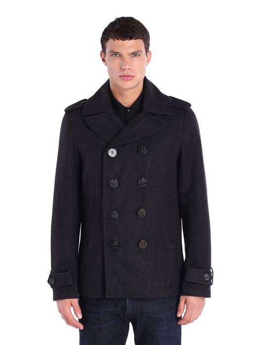 DIESEL W-CHAMP Winter Jacket U f