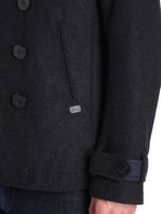 DIESEL W-CHAMP Winter Jacket U a