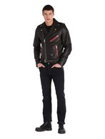 DIESEL L-SEDDIKKO Leather jackets U r