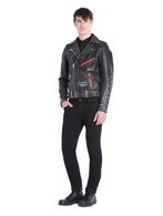 DIESEL L-SNEH Leather jackets U r