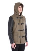 DIESEL W-GULAB Leather jackets U d