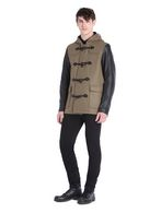 DIESEL W-GULAB Leather jackets U r