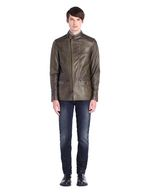 DIESEL BLACK GOLD LUSTYNO Leather jackets U r
