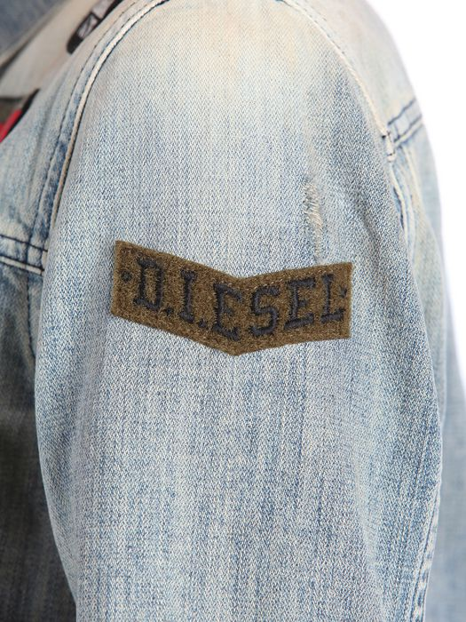 DIESEL DE-JAQUE-NP Jackets D a