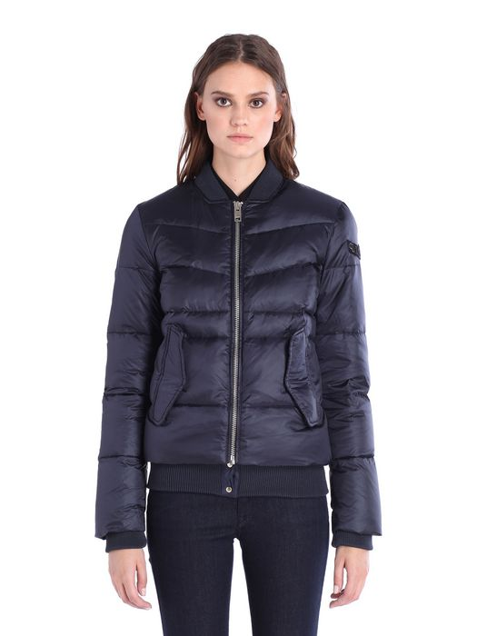 DIESEL W-WAVE Winter Jacket D f