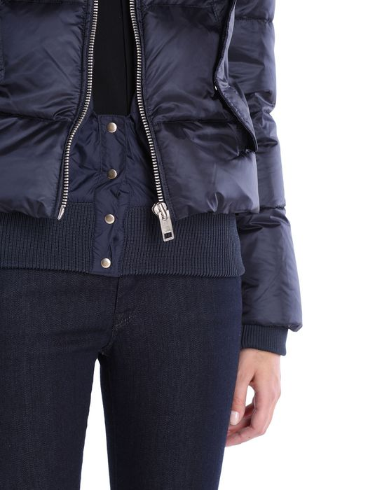 DIESEL W-WAVE Winter Jacket D a