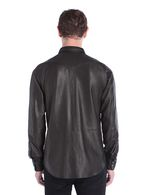 DIESEL L-SONORA Leather jackets U e
