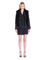 DIESEL BLACK GOLD LESSFUR Leather jackets D r
