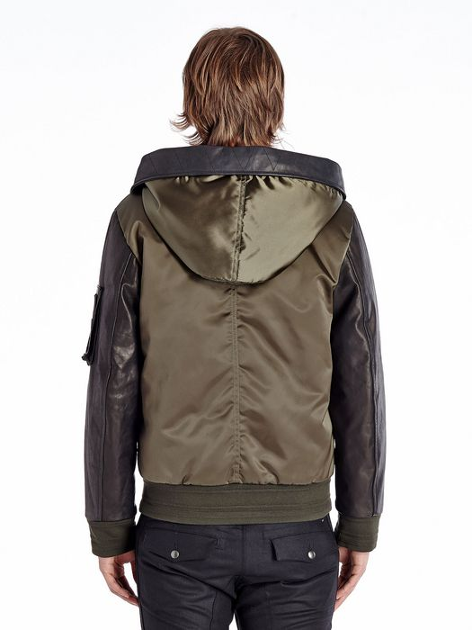 DIESEL BLACK GOLD JAPYCCA Jackets U e