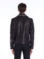 DIESEL BLACK GOLD LAWOOL Leather jackets U e