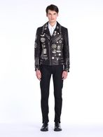 DIESEL BLACK GOLD LAWOOL Leather jackets U r
