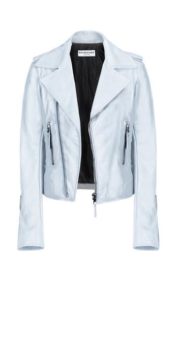 Balenciaga Biker Jacket Classique