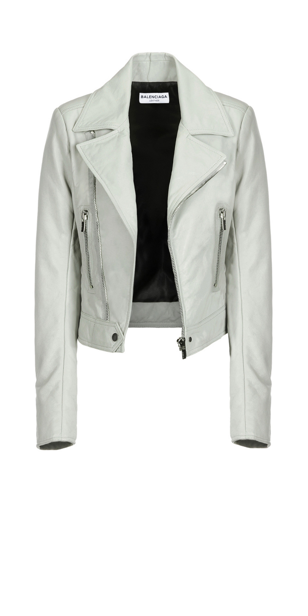 BALENCIAGA Balenciaga Neo Biker Jacket Classique Vestes D f