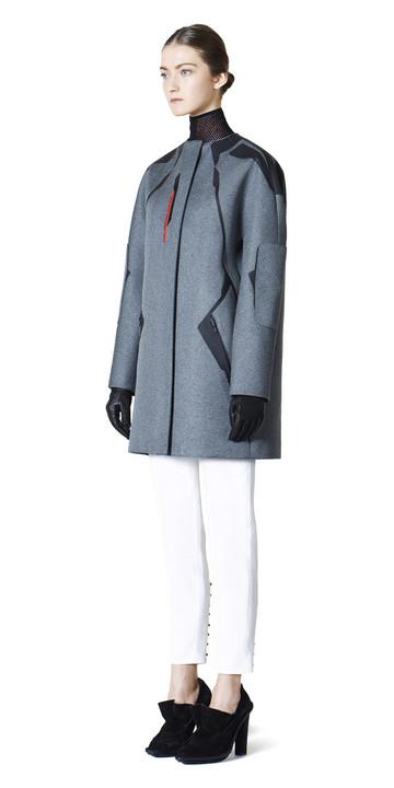 BALENCIAGA Coats D Balenciaga Technic Coat f
