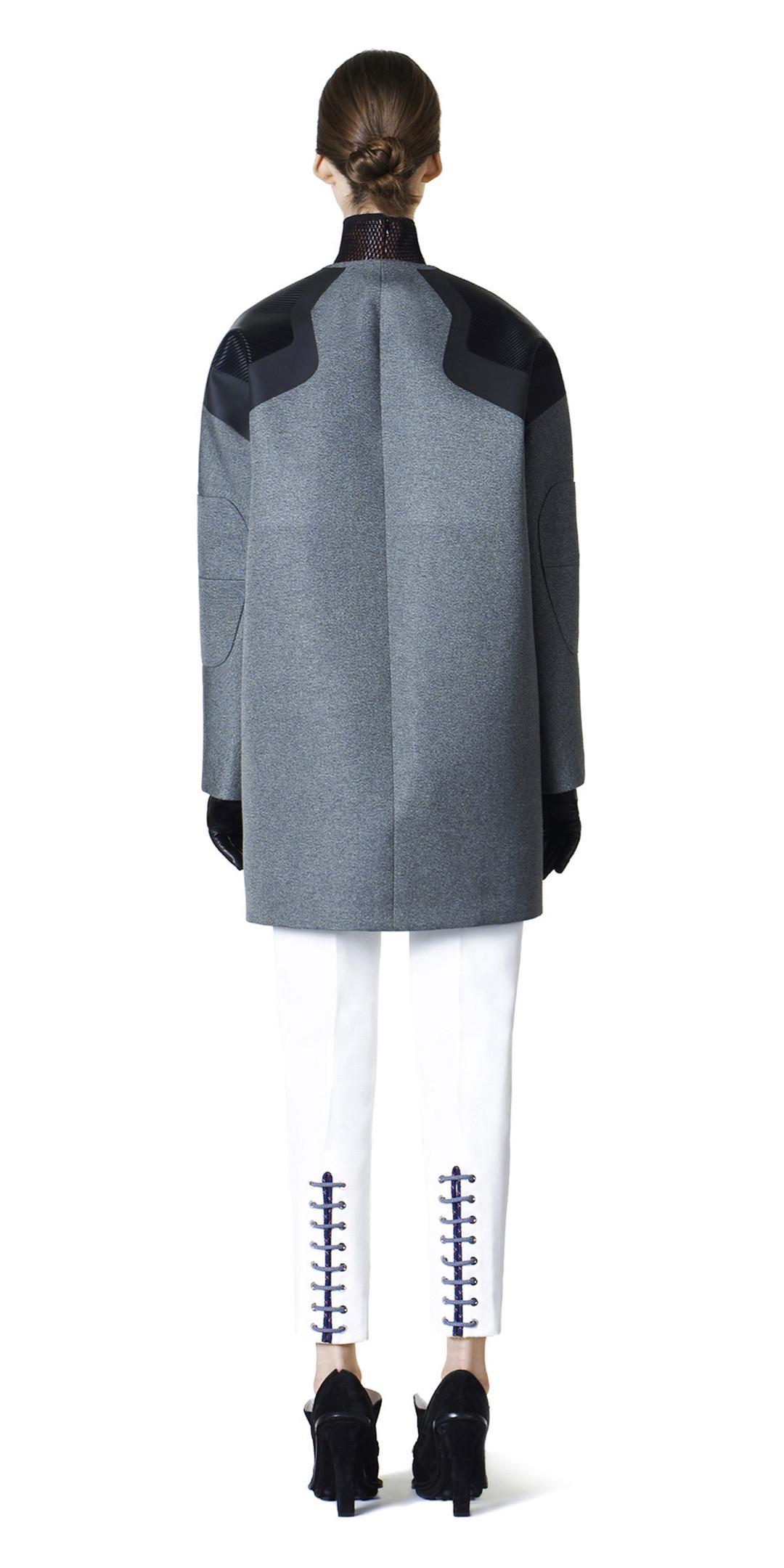BALENCIAGA Coats D Balenciaga Technic Coat i