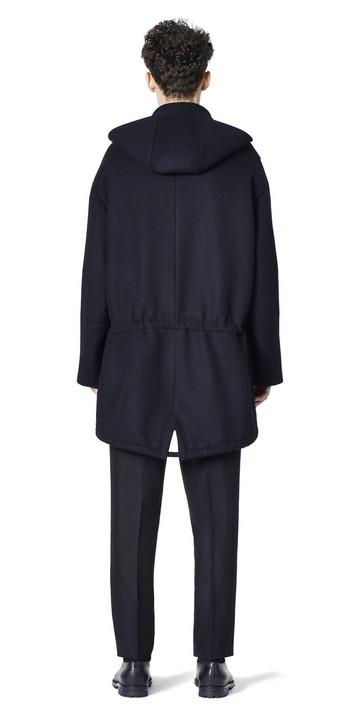 BALENCIAGA Coats U Balenciaga Parka f
