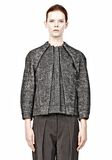 ALEXANDER WANG TUCKED AND FOLDED JEAN JACKET WITH BLOUSON BACK Jacket Adult 8_n_d