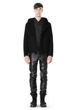 ALEXANDER WANG HOODED JACKET WITH WELT POCKET Jacket Adult 8_n_f