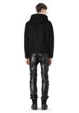 ALEXANDER WANG HOODED JACKET WITH WELT POCKET Jacket Adult 8_n_r