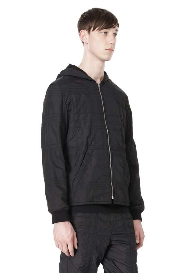 ALEXANDER WANG KANGAROO POCKET HOODIE Jacket Adult 12_n_a