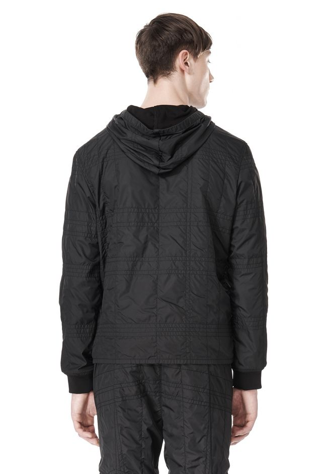 ALEXANDER WANG KANGAROO POCKET HOODIE Jacket Adult 12_n_d