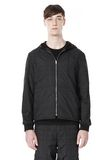 ALEXANDER WANG KANGAROO POCKET HOODIE Jacket Adult 8_n_e