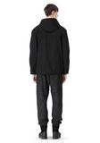 T by ALEXANDER WANG LAMINATED TROPICAL HOODED ANORAK JACKETS AND OUTERWEAR  Adult 8_n_r